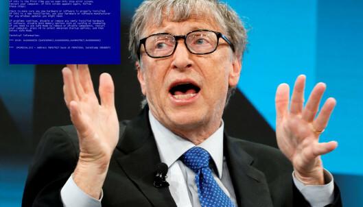 <strong>KJØPER:</strong> Bill Gates har bestilt superyachten. Foto: NTB Scanpix