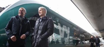 Å sminke NSB dekker ikke over jernbanens problemer