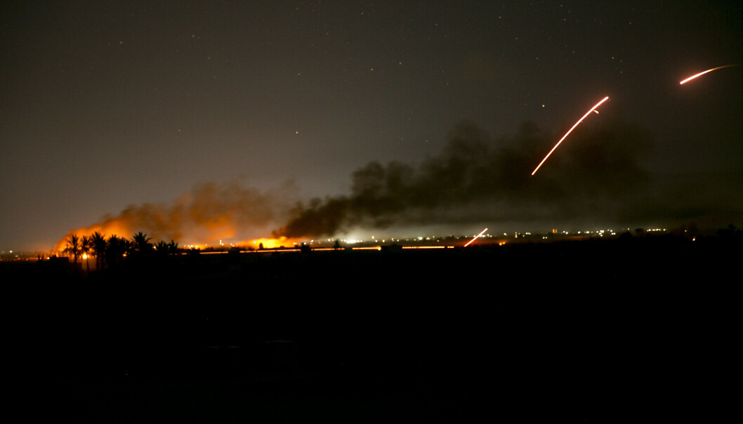 IS kaster seg i døden i siste krampetrekning i Syria