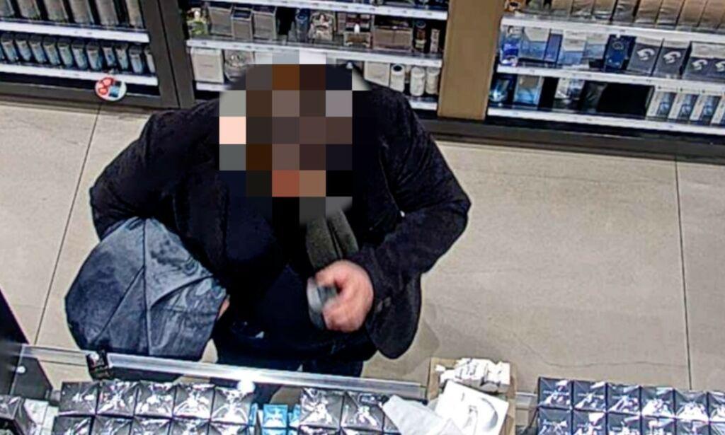 image: Slik ble koffertmannen avslørt av parfymetrikset