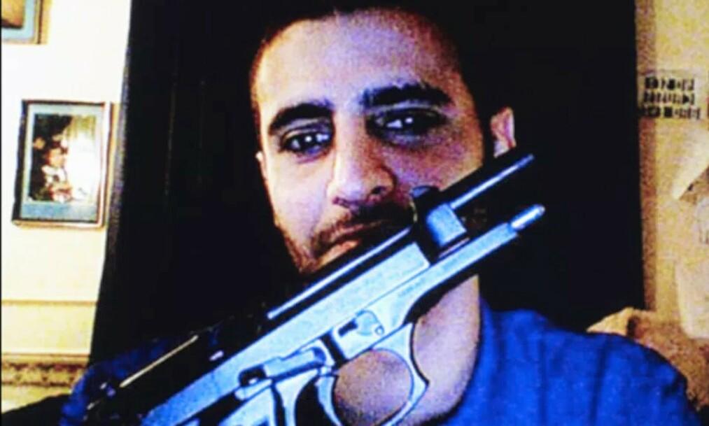 <strong>I SKJUL:</strong> Drapsettersøkte Farouk Abdulhak lever i skjul i Jemen. Den danske mellommannen som har arrangert det kommende møtet mellom Abdulhak og lederen for Martine-stiftelsen, forteller nå om 32-åringens liv på rømmen. Foto: Privat