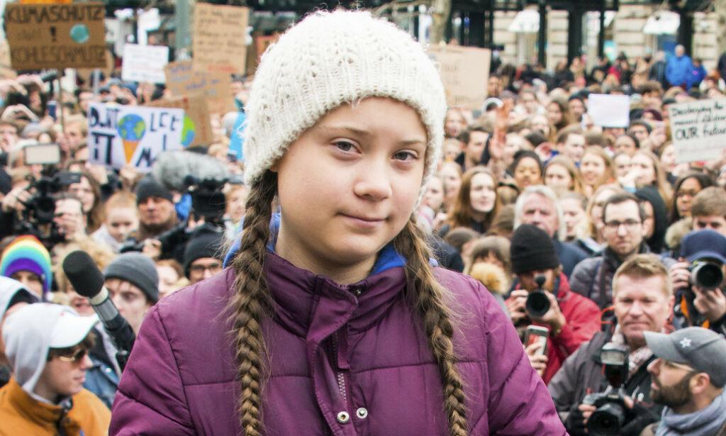 image: Nominerer svensk 16-åring til Nobels fredspris