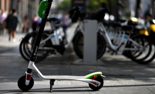 El sparkesykkel test 2019