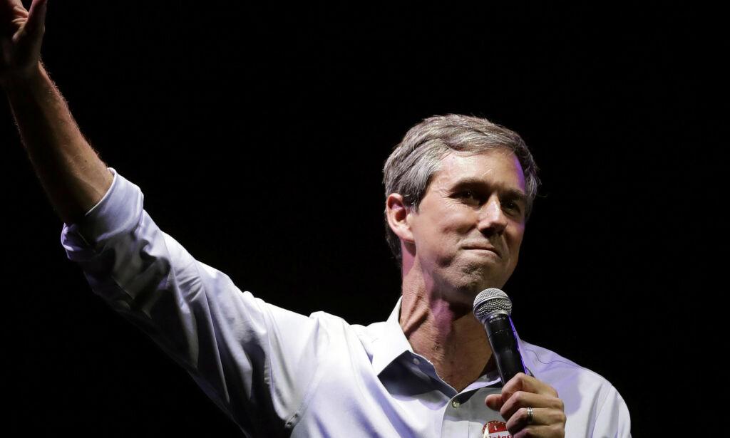 image: Medier: Beto O'Rourke vil bli USAs neste president