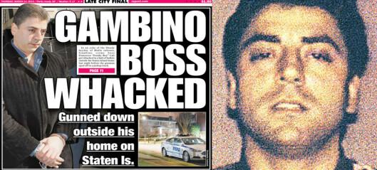 Mektig mafiaboss skutt og drept