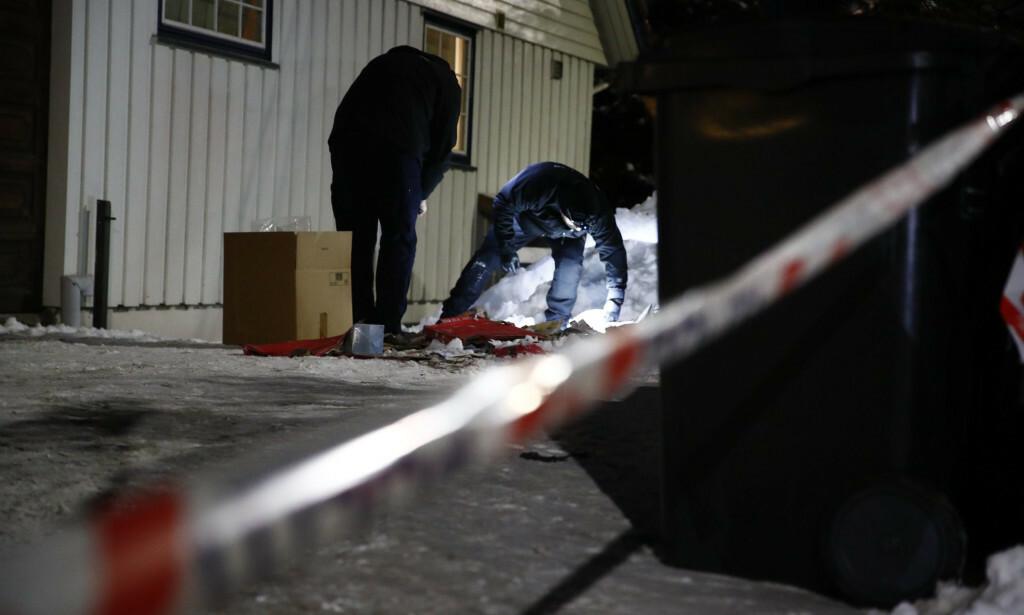 Det har vært fem tilfeller av trusler og hærverk mot boligen til Tor Mikkel Wara og hans familie de siste månedene, som er offentlig kjent. I tillegg har det vært flere hendelser som til nå er holdt hemmelig. Foto: Terje Pedersen / NTB Scanpix