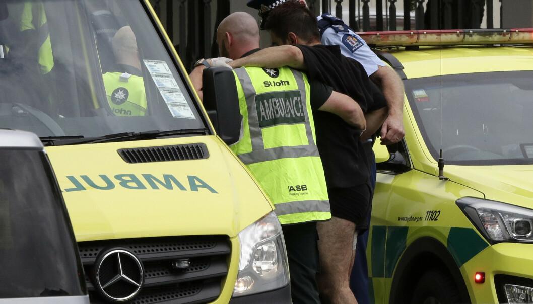 Svært mange drept i moskéangrep på New Zealand