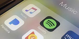 Apple slår tilbake mot anklager