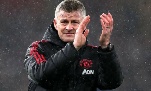 image: Solskjær har fått Manchester United-jobben permanent
