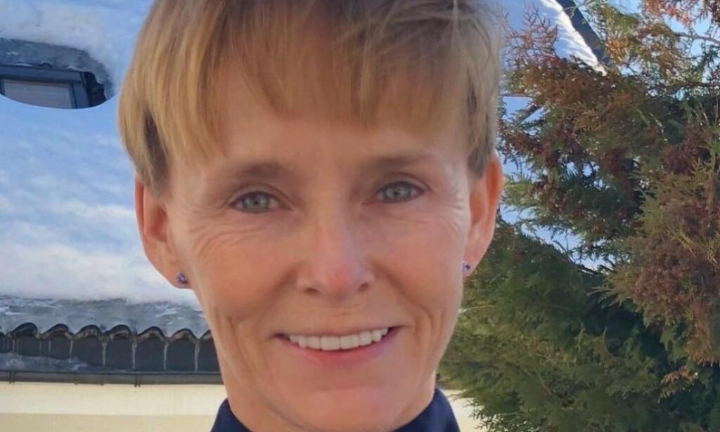 SIKTET: Justisminister Tor Mikkel Waras samboer, Laila Anita Bertheussen, er siktet i trusselsaken. Hun nekter fortsatt straffskyld.