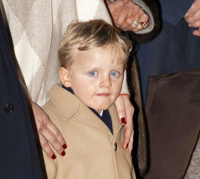 MANNLIG FORRANG: Selv om kronprins Jacques er født sist av fyrst Alberts fire barn, er det han som en dag skal overta som monark etter sin far. Foto: NTB Scanpix