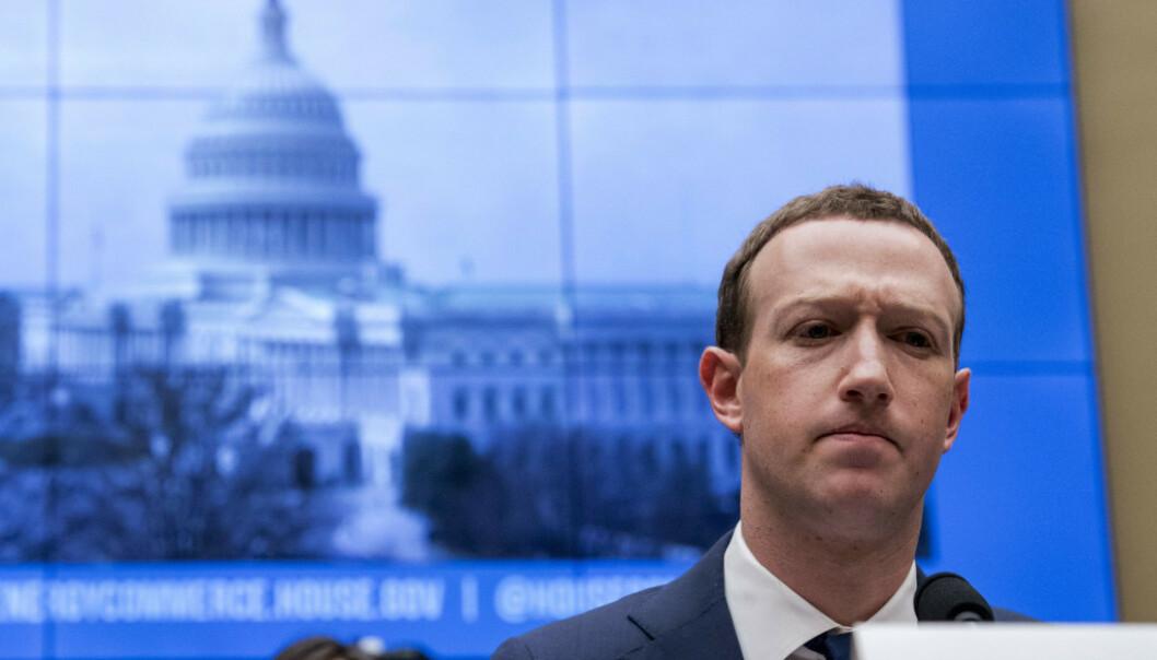 Facebook kan bli et uhyggelig politisk redskap