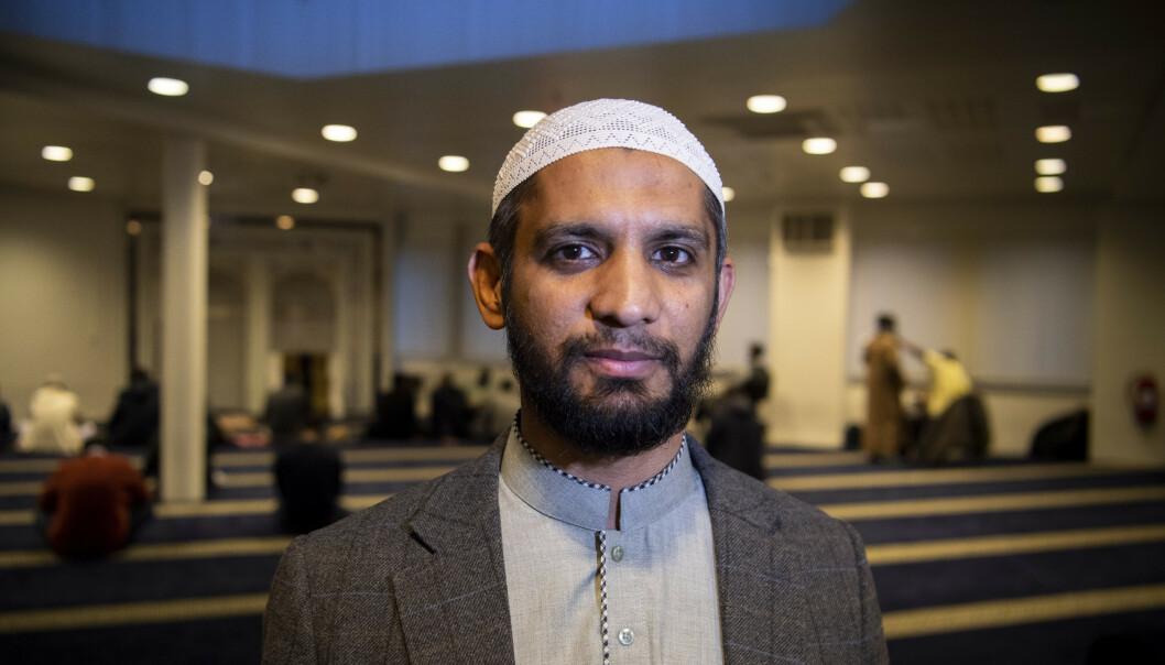 Imam om terrorangrepet: - Vi trenger å stå sammen