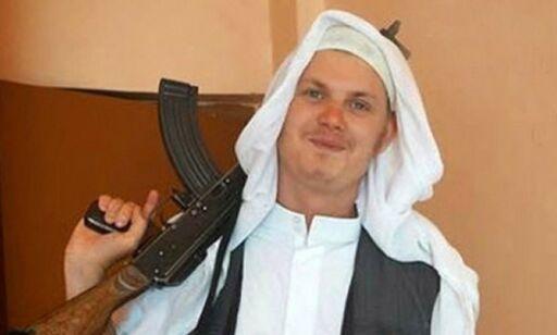 image: SVT: IS-krigeren Michael Skråmo er død