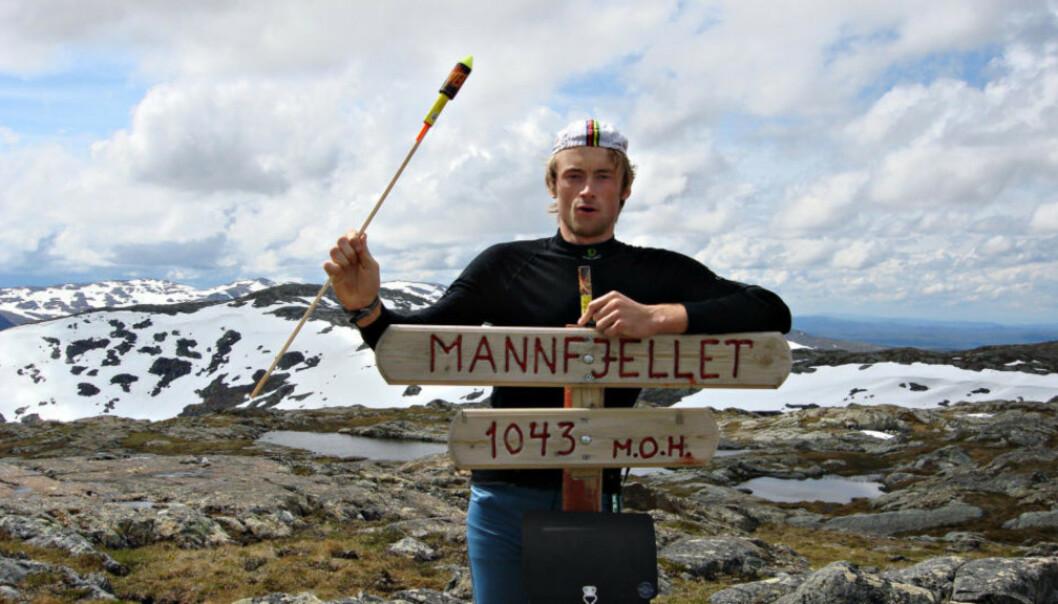Northug løp til 26 fjelltopper som OL-oppkjøring
