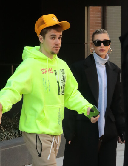 EXCELLENT PERIOD: Justin Bieber has admitted he's struggling with his mental health. The wife should be an important supporter of this demanding time. Photo: NTB Scanpix