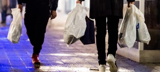 Nordmenn har nest høyest personlig forbruk i Europa
