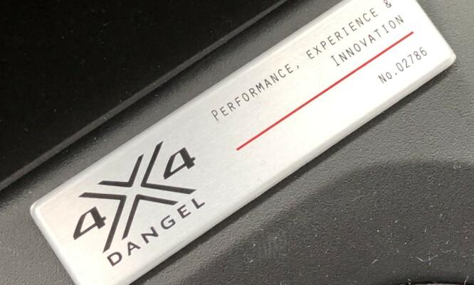 <strong>DANGEL:</strong> Den franske firehjulstrekk-eksperten har vært synonymt med Citroën og Peugeot, siden 70-tallet. Nå får Toyota ta del i eventyret. Foto: Rune M. Nesheim