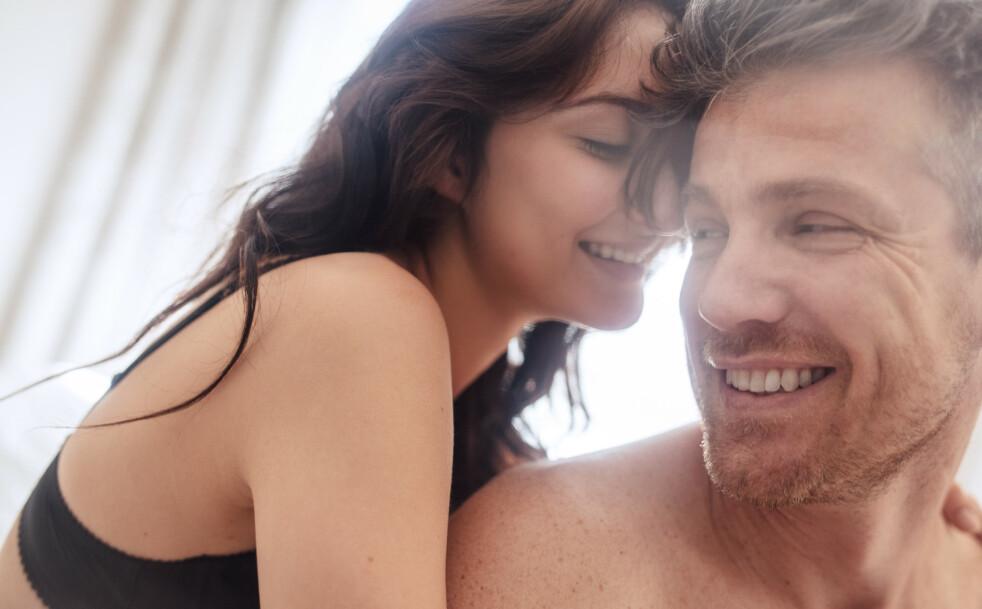 TILFREDS: En ny studie viser at dersom du eller partneren din har en bestemt genvariant, øker sannsynligheten for at dere er tilfredse i forholdet. FOTO: NTB Scanpix