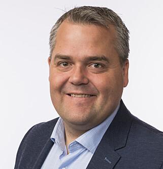 Roy Steffensen (Frp) Foto: Stortinget.