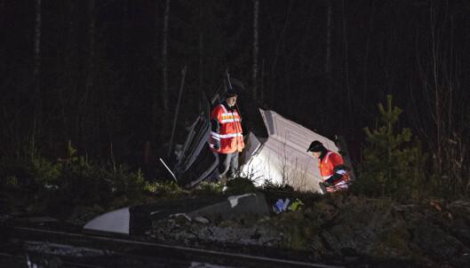 Utenlandske vogntog har tre ganger så høy ulykkesrisiko som norske