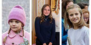 image: Slik er Europas unge tronarvinger helt privat