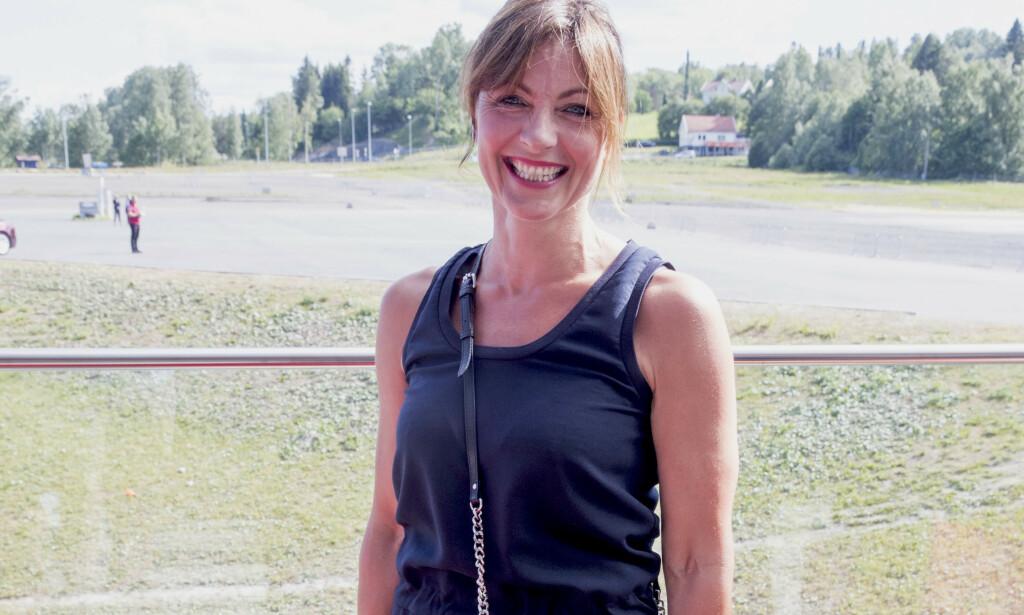 FANT KJÆRLIGHETEN: Seks år etter skilsmissen, smiler lykken igjen for tdligere skiskytter Liv Grete Skjelbreid. Foto: NTB Scanpix