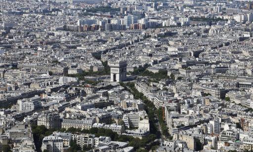 image: Paris, Hongkong og Singapore dyrest i verden