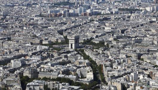 Paris, Hongkong og Singapore dyrest i verden