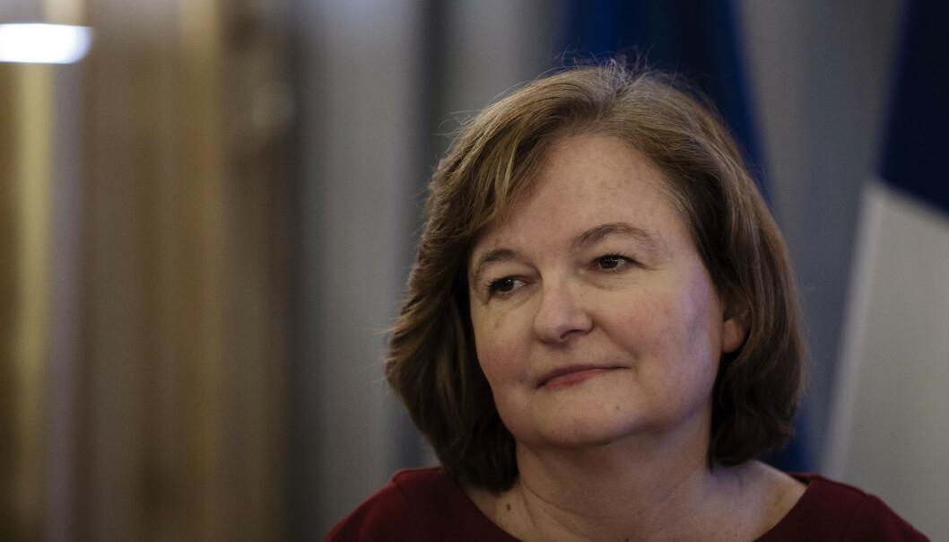 Nathalie Loiseau er Frankrikes europaminister. Foto: Kamil Zihnioglu / AP / NTB scanpix