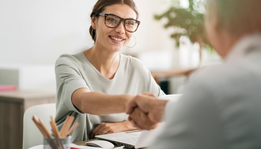 <strong>ALDER ER MINDRE RELEVANT:</strong> Du stiller ikke spørsmål rundt alderen til toppsjefen. Hvorfor skal din alder være et problem? Foto: Shutterstock / NTB scanpix