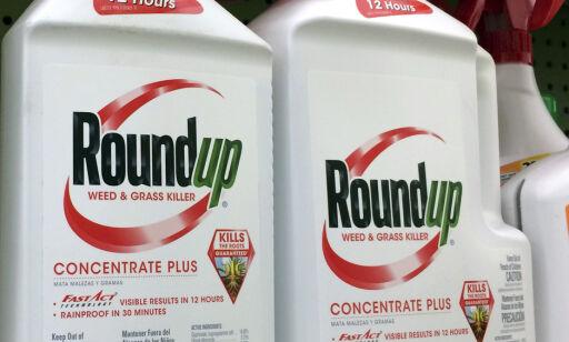 image: Amerikansk jury: Roundup bidro til å gi mann kreft