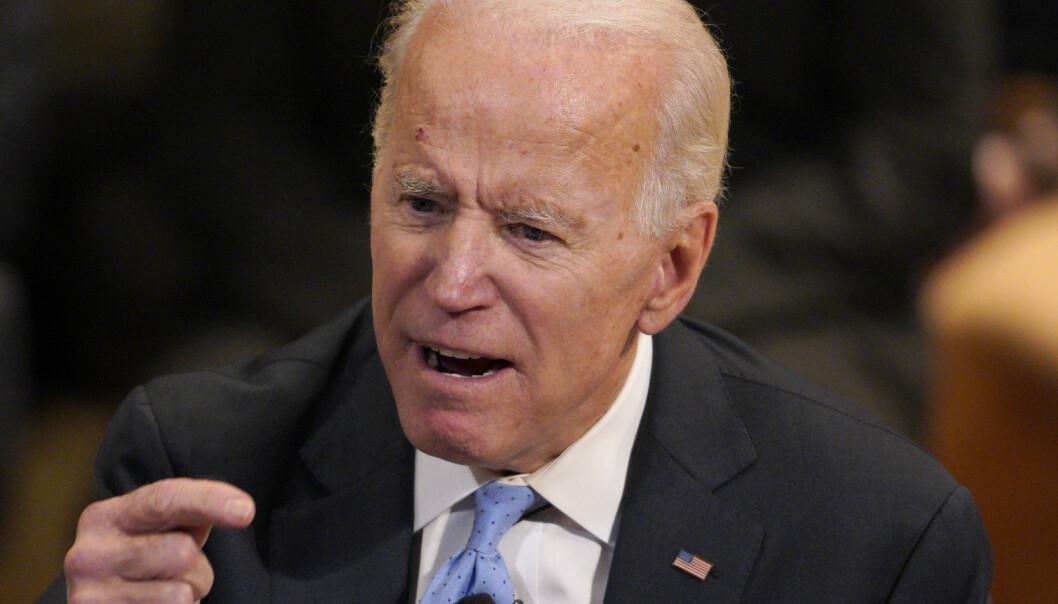 WSJ: Joe Biden stiller som presidentkandidat i 2020