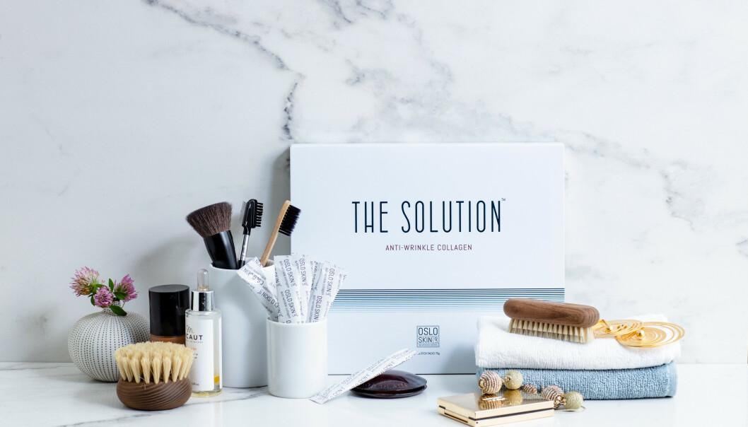 EFFEKT: The Solution har effekt på ALL hud og du kan bruke det som en del av din daglige hudpleierutine