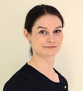 HUDTERAPAUT: Henriette Howard ved Oslo Hudpleieklinikk