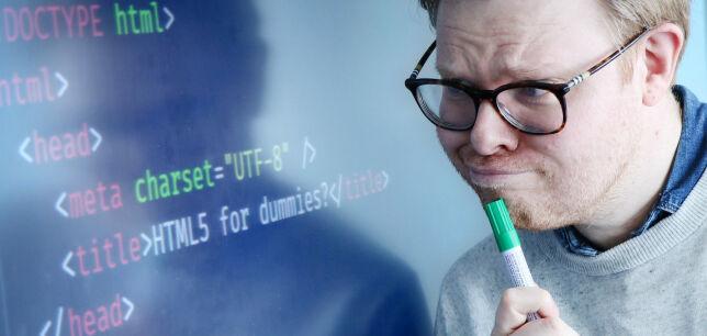 image: Quiz: Kan du egentlig HTML5?