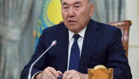 Kasakhstans hovedstad har fått nytt navn