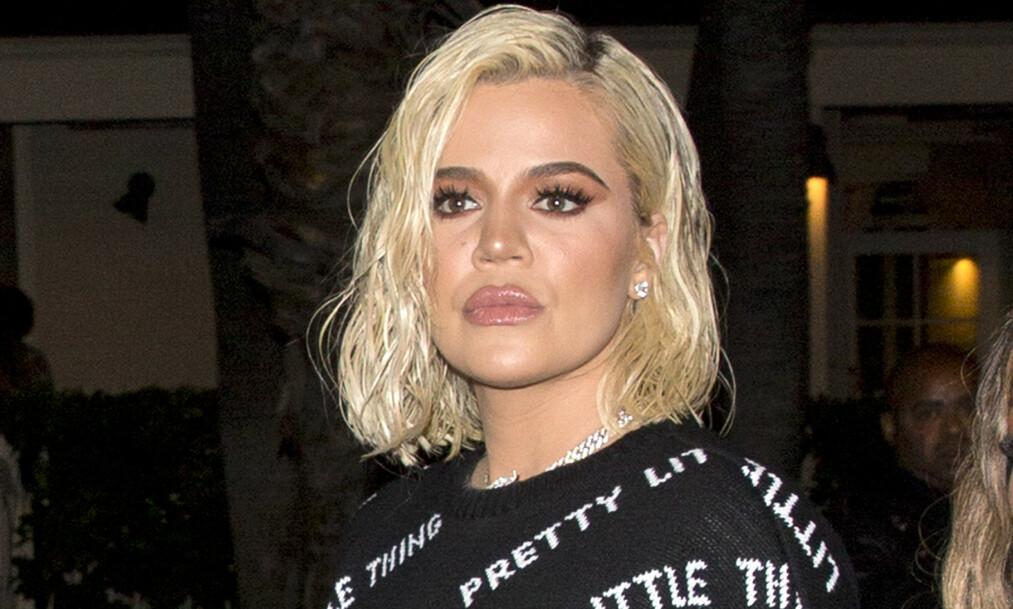 <strong>TØFT ÅR:</strong> Khloé Kardashian har virkelig fått gjennomgå det siste året, men nå forteller hun overraskende nok at alt var verdt det. Foto: NTB scanpix