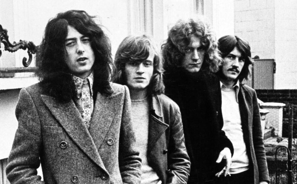 Husker du disse guttene? De tok musikkverden med storm på 1970-tallet. Foto: NTB scanpix.