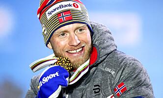<strong>ETTERLENGTET:</strong> Etter en forsiktig start på sesongen, avsluttet Martin Johnsrud Sundby knallsterkt, både i VM, verdenscupen og i NM. Foto: Bjørn Langsem / Dagbladet