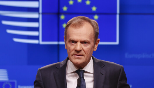 EU stiller ultimatum til britene