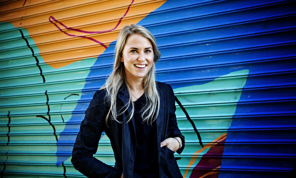 SELGER BILEN: Tonje Frøystad Garvik vant både hytte og bil. Sistnevnte ønsker hun å selge, men det er lettere sagt enn gjort. Foto: Nina Hansen / Dagbladet