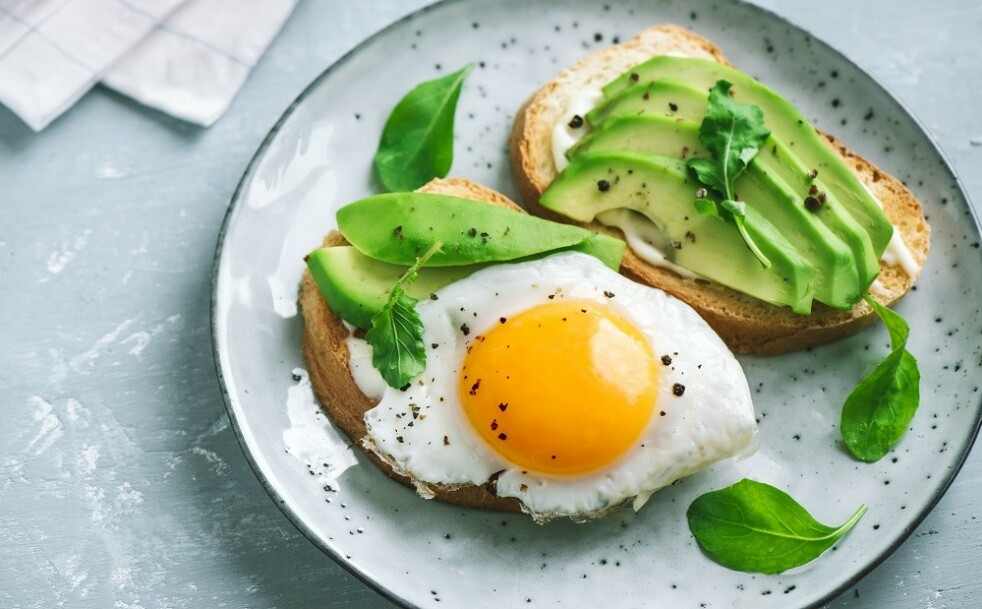 <strong>SUNT:</strong> Egg er svært sunt, men inneholder også mye kolesterol. FOTO: NTB Scanpix