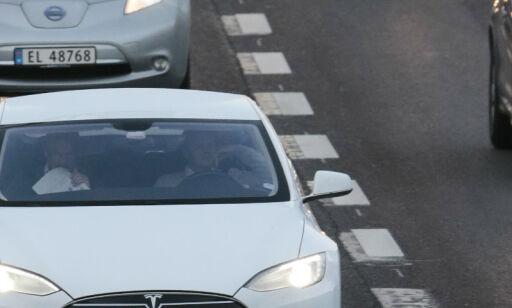 image: Så mange er det som egentlig kjører elbil i Norge