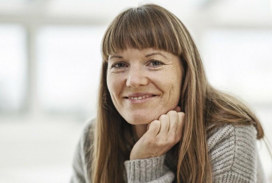 FIKK SJOKKBESKJED: Livet til Birthe Flintholm Hansen (35) tok plutselig en helt ny vending da hun for fire år siden fikk beskjed om at hun var kommet i overgangsalderen. FOTO: Runolfur Gudbjornsson