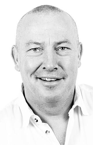 Egon Hagen tror utviklere kan være spesielt utsatt for følelser av å ikke kunne nok. 📸: Svein Lunde / Helse Stavanger
