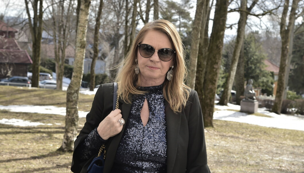 TIL STEDE: Tidligere Se og Hør-redaktør Ellen Arnstad. Foto: Hans Arne Vedlog / Dagbladet