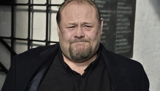 TIL STEDE: Nåværende ansvarlig redaktør for Se og Hør, Ulf Andre Andersen. Foto: Hans Arne Vedlog / Dagbladet