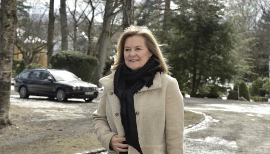 TIL STEDE: Elisabeth «Bettan» Andreassen. Foto: Hans Arne Vedlog / Dagbladet