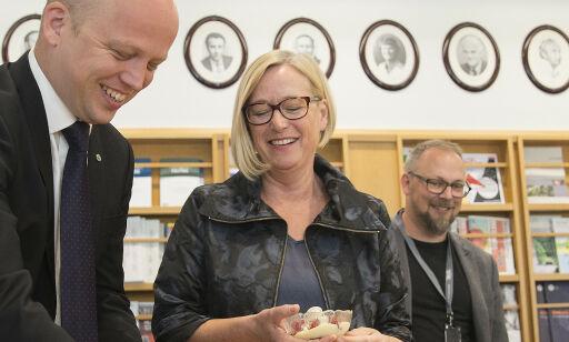 image: Høyst uvanlig vekst i norsk politikk